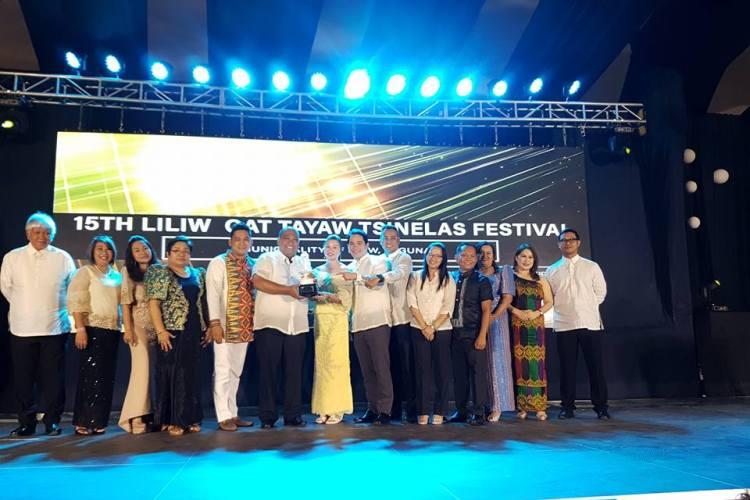 Liliw Gat Tayaw Tsinelas Festival Best Tourism Event 2017
