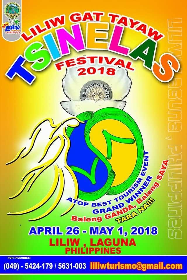 Liliw Tsinelas Festival 2018