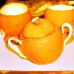 Поделки из апельсина