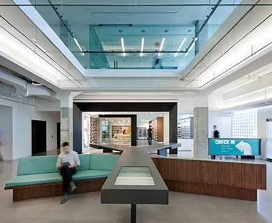 Hain's Corporate Interiors