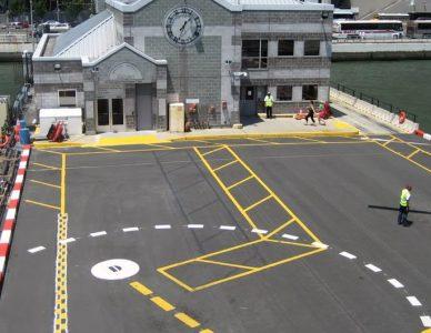 Pier 6 Heliport