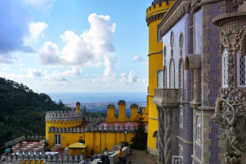 The Fairy Tale Sintra and Pena National Palace ~ Portugal