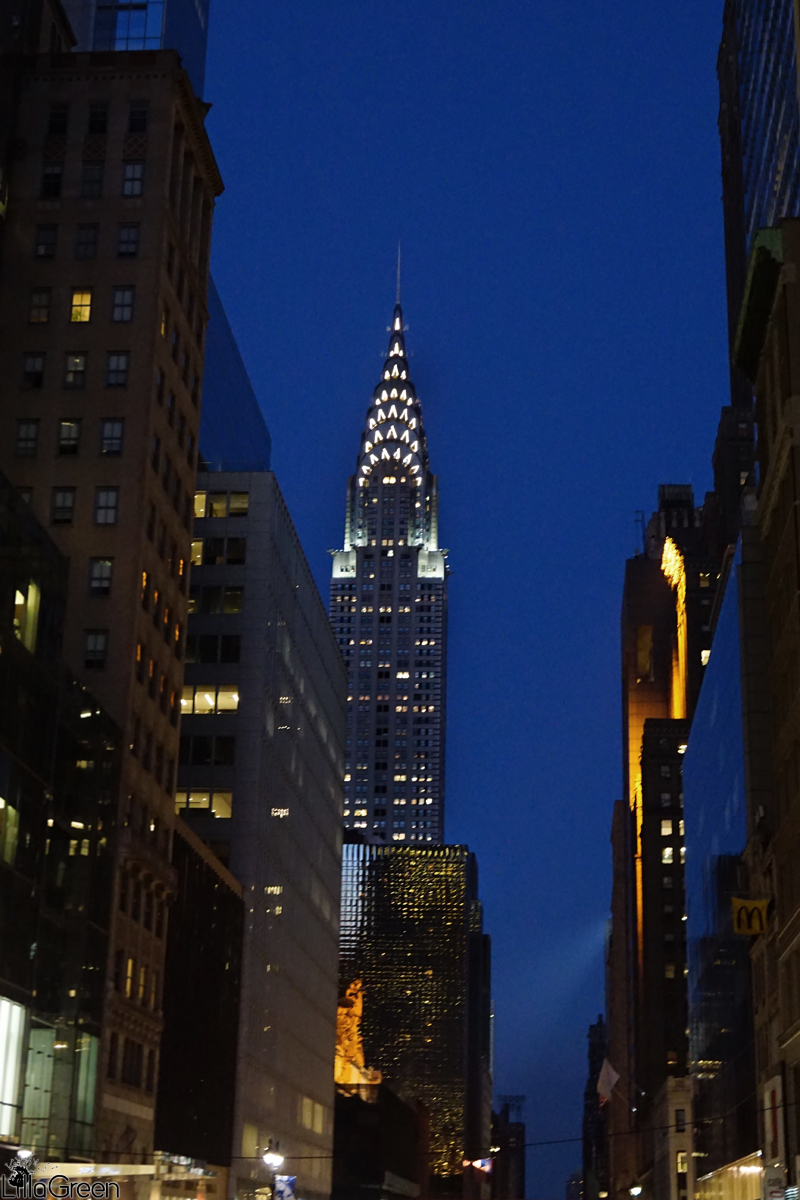 Chrysler Building, My Favourite Building in Manhattan