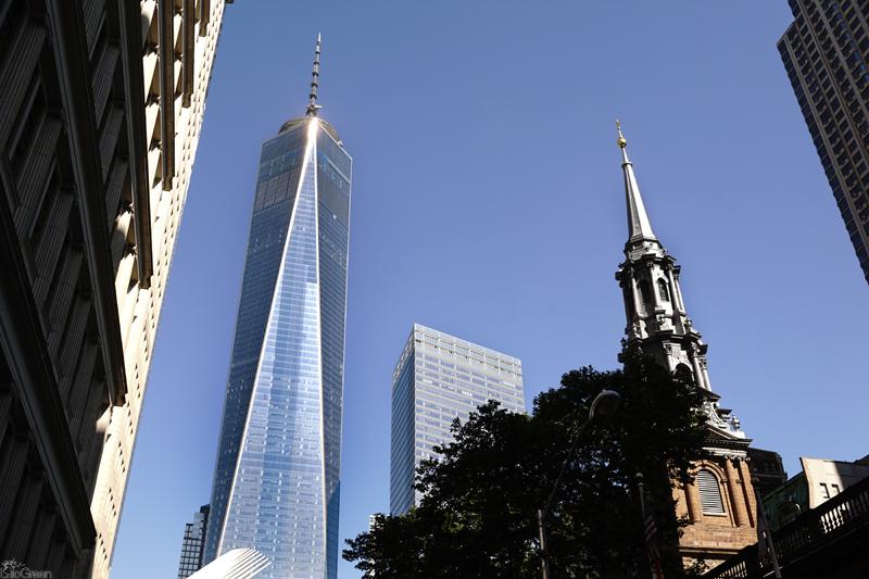One World Trade Center , NYC