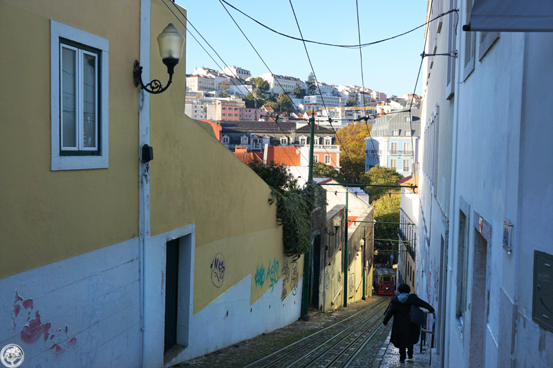 The Never Ending Hills of Lisbon