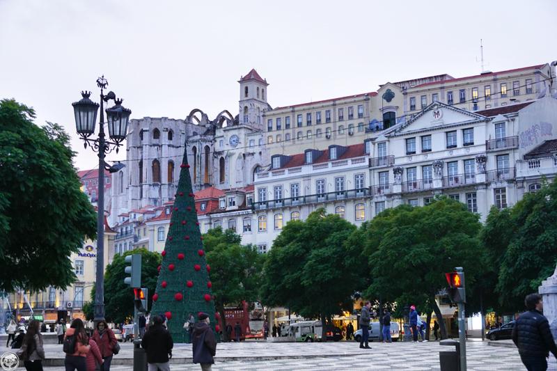 Plaça dos Restauradores, Lisbon