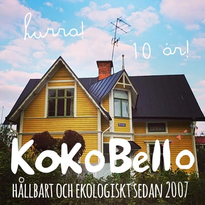 kokobello 10 år