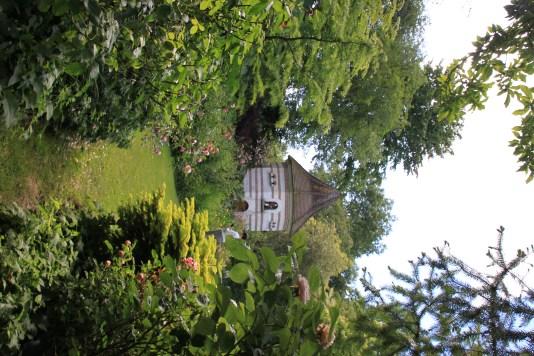 Le jardin des lianes - pigeonnier