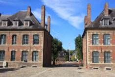 lille citadelle entrée