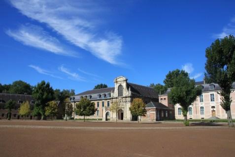 lille citadelle cour