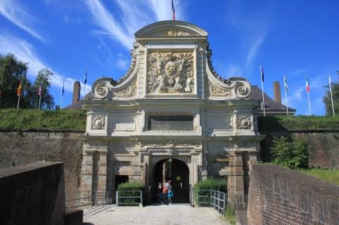 lille citadelle porte royale