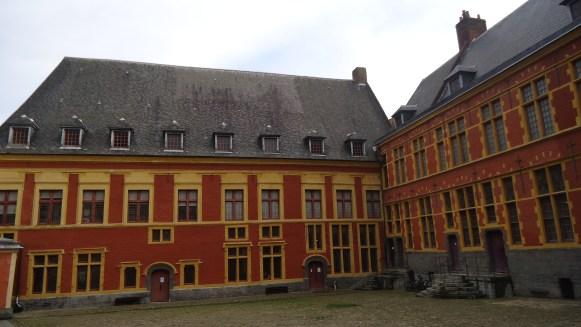 Hospice Comtesse - cour d'honneur