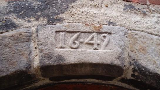 vestige moulin st pierre - date