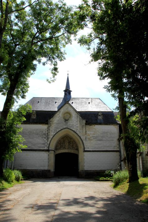 Chartreuse Neuville - porte