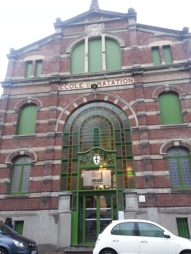 IMA - façade