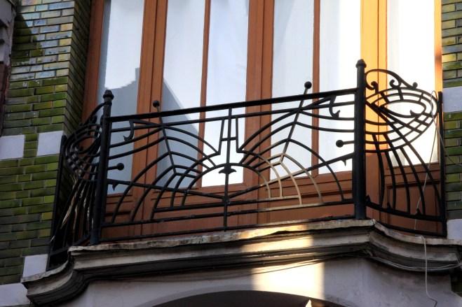 maison pouillet - balcon