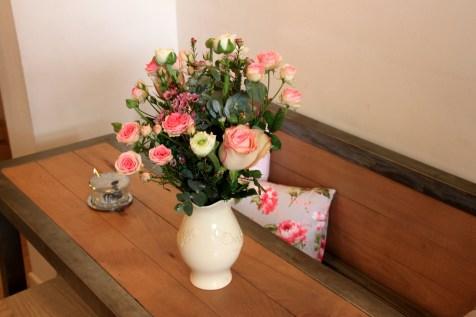 sugar kiss - bouquet de roses