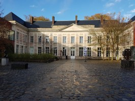 Musée Matise - façade entrée