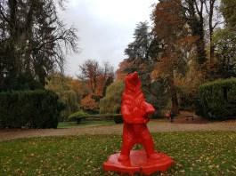 Musée Matisse - parc