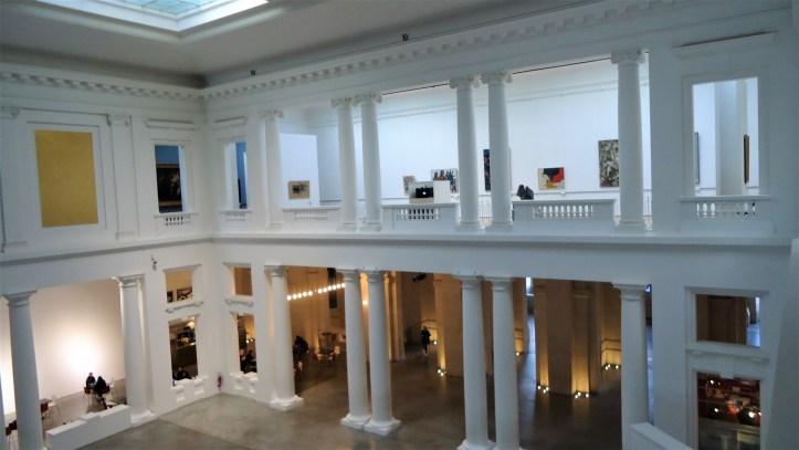 Lille - Palais des Beaux-arts - atrium