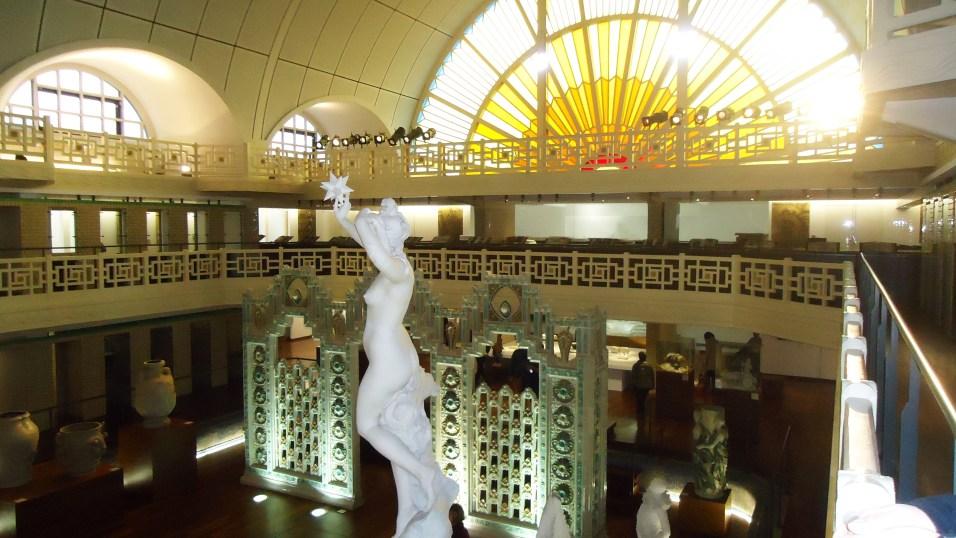 Roubaix - musée la Piscine - galeries