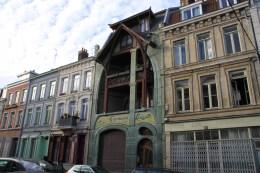 Lille - maison Coilliot