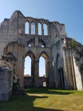 ruines abbaye saint Bertin 2