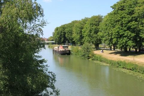 Saint-Omer - canal