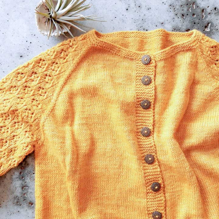 It's time for Fairylights cardigan weather! Get softness and elegance all in one