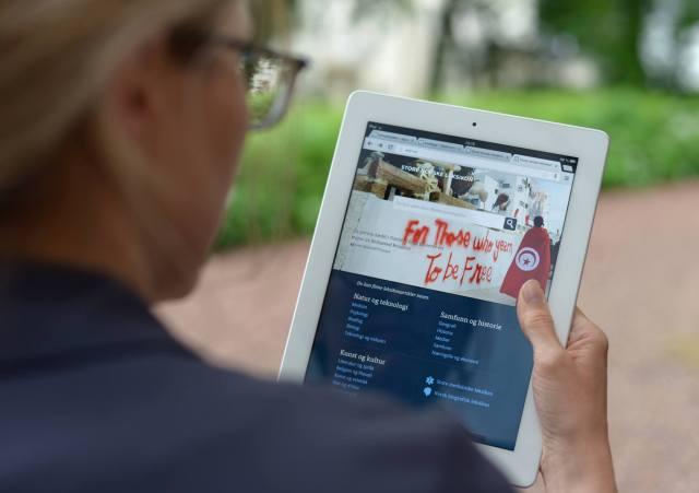 Store norske leksikon i ny iPadutgave