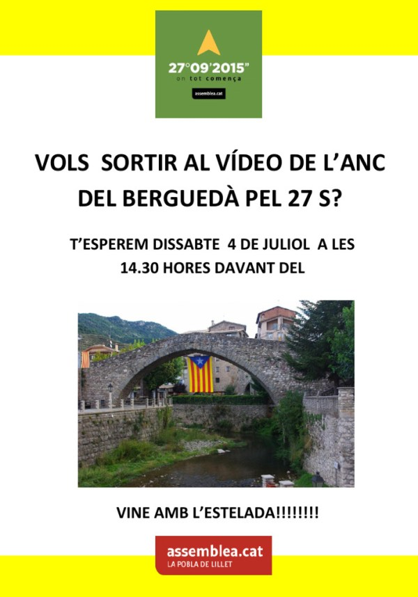 20150704 Video ANC Bergueda