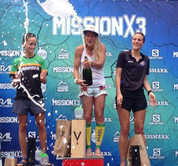 Dones Ultra Trail Catllaras 2015 - 1