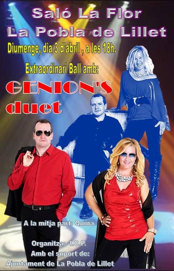 20160403 Salo la Flor - GENIONs duet