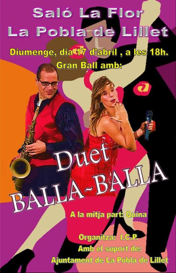 20160417 - Salo La Flor - Duet BALLA-BALLA