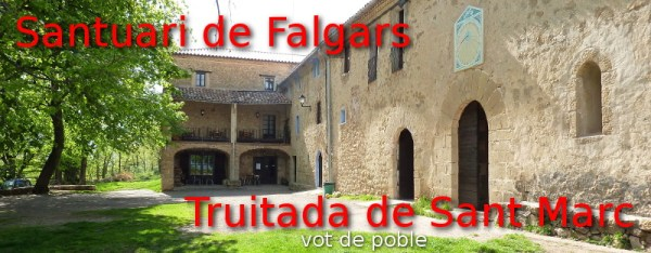 SantuarideFalgars TruitadadeSantMarc votdepoble