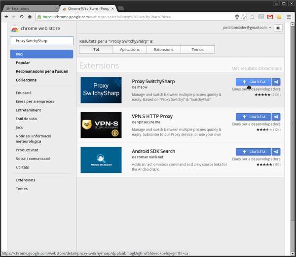20131121_Configurar Proxy a Google Chrome_3_Cercar i GRATUITA