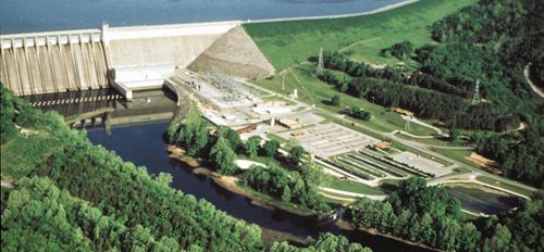 Lake Taneycomo Begins