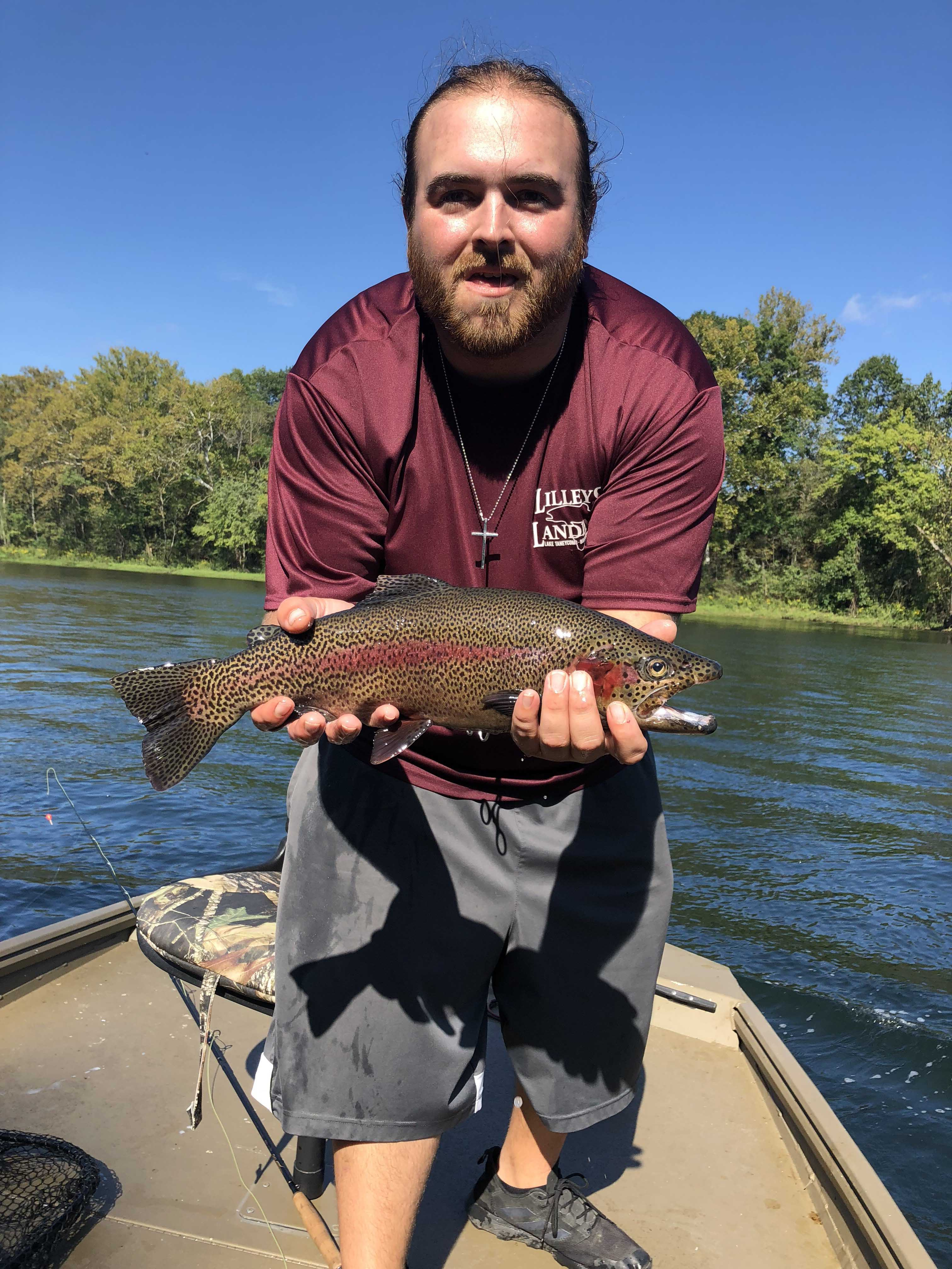 Read more about the article October 1st fishing report