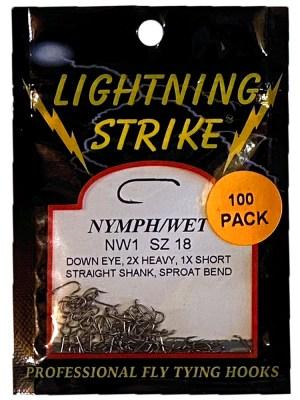 Lightning Strike – Nymph/Wet NW1 100ct.