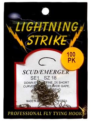 Lightning Strike – Scud/Emerger SE1 100ct.