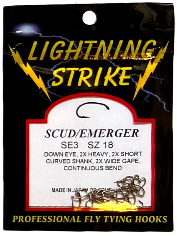 Scud Emerger size 18