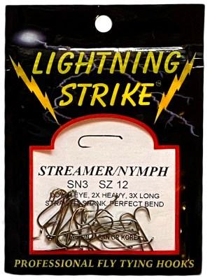 Lightning Strike – Streamer/Nymph SN3 25ct.