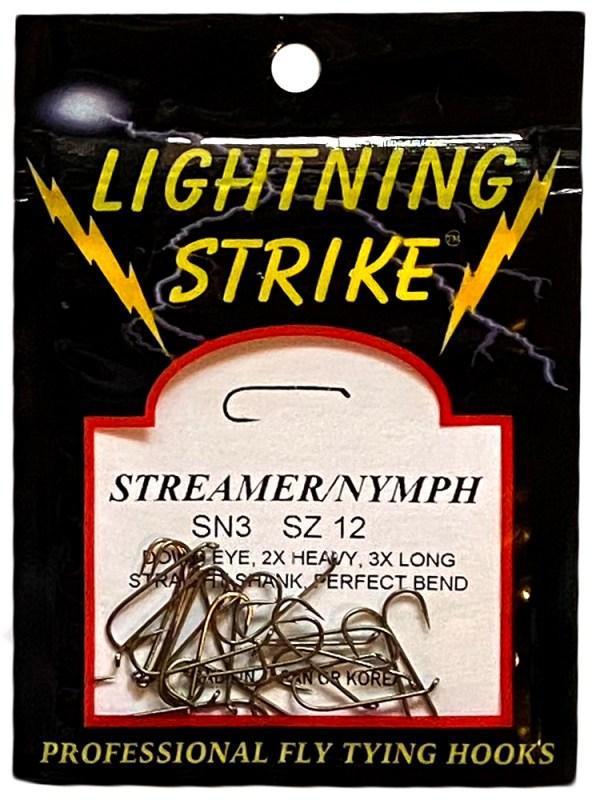 Streamer Nymph size 12