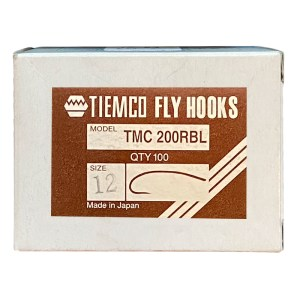 Tiemco TMC200RBL 100ct.