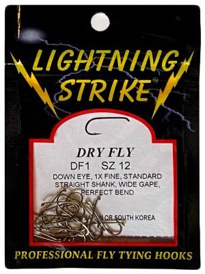 Lightning Strike – Dry Fly DF1 25ct.