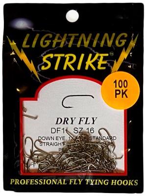 Lightning Strike – Dry Fly DF1 100ct.