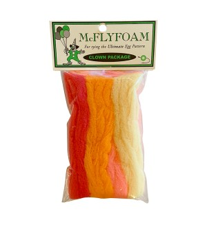McFlyfoam – (Assorted Colors)
