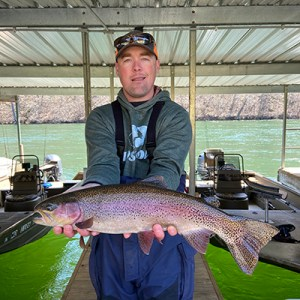 Seth Turner Rainbow Trout