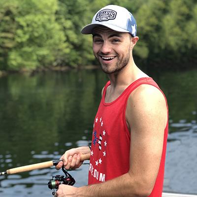 Zane Fishing
