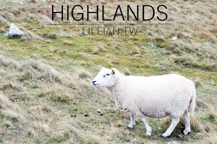 2021蘇格蘭高地Highlands 黑面羊、尼斯湖水怪、威士忌三天兩夜冒險之旅
